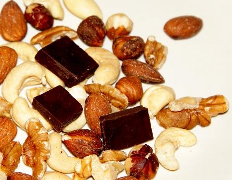 Nøtter  senker kolesterolnivået